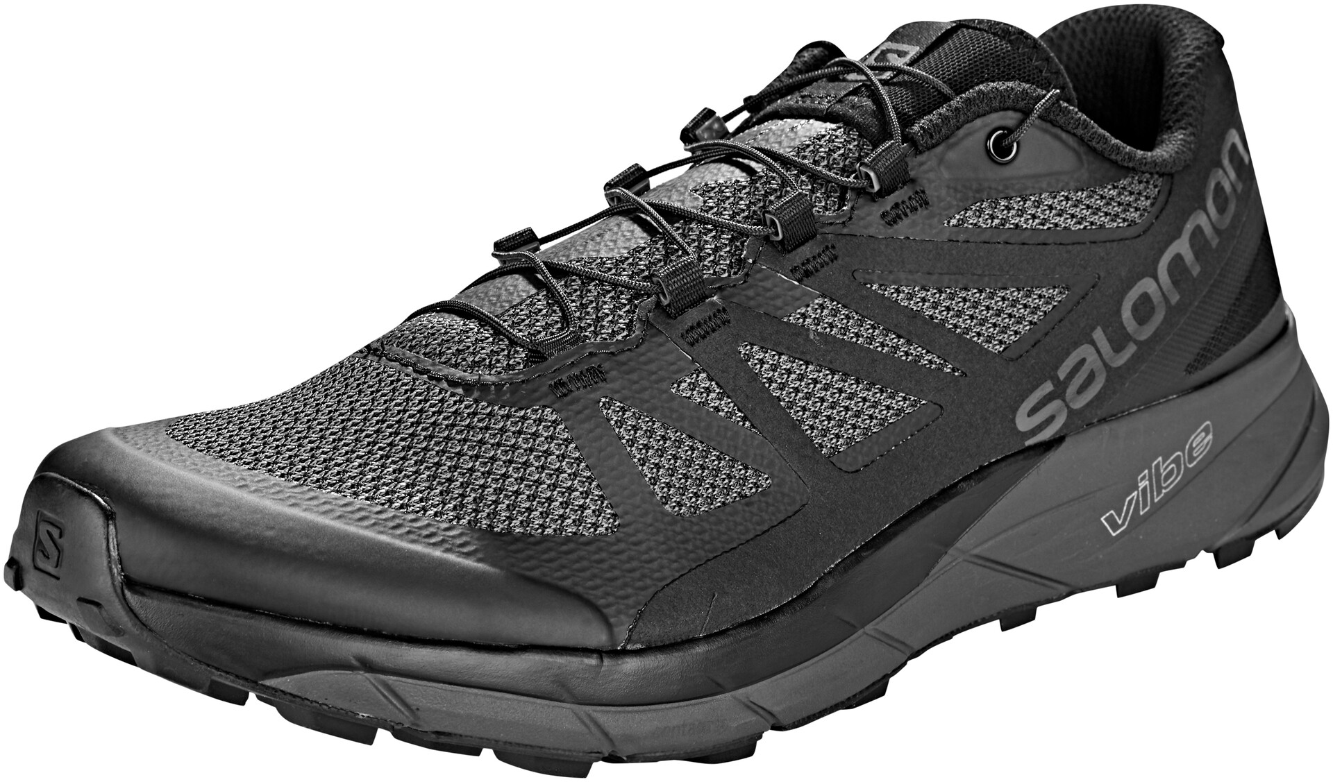 Salomon sense ride black